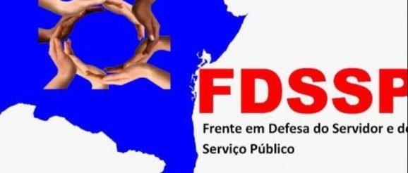 Frente de Defesa do Servidor e do Serviço Público